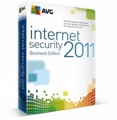 Активированный! AVG Internet Security RUS 2011 Business Edition 10.0.1390 build 3758 +ENG
