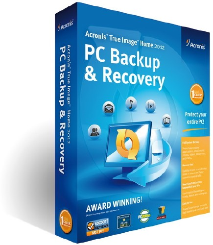 Acronis True Image Home Rus 2012 build 5545 + BootCD