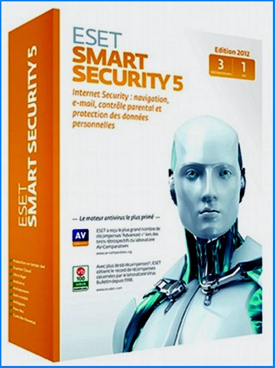 Скачать ESET Smart Security 5.2.9.12 2012 x32bit, x64 bit Русская версия!