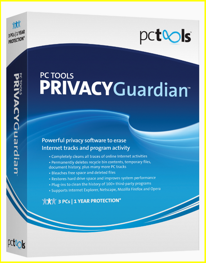 Скачать PC Tools Privacy Guardian v5.0.0.161 Incl Keygen