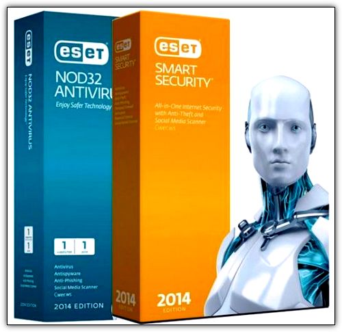 ESET NOD32 Antivirus ключи бесплатно + ESET Smart Security 7
